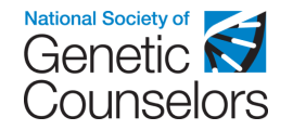 National Society of Genetic Counselors